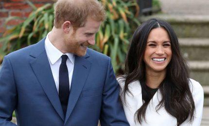 Nozze Harry e Meghan, giro in carrozza nel castello di Windsor