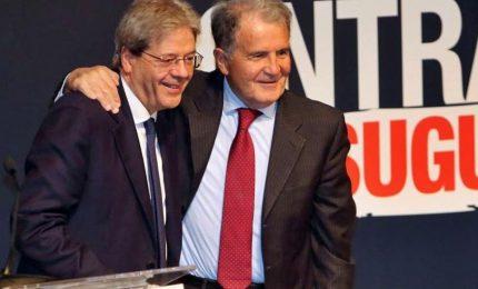 Prodi tira la volata a Insieme e così sostiene il Pd