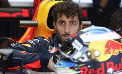 Test Montmelò, Ricciardo chiude la mattina davanti a tutti