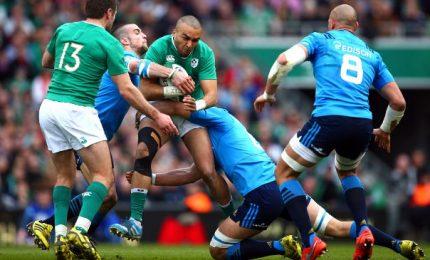 Secondo ko per Italia, Irlanda vince per 56-19