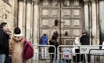 Gerusalemme, la Chiesa del Santo Sepolcro chiude contro le tasse