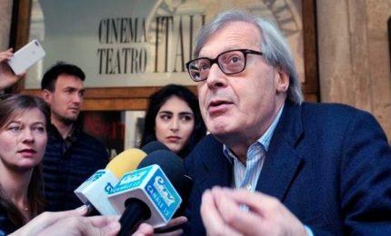 """Pace Sgarbi-Musumeci: """"Sarò consulente per Regione Sicilia"""""""