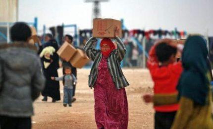 Siria, alimenti in cambio di sesso. Ong umanitarie chiudono occhio