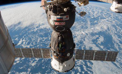 Spazio, 11 satelliti in orbita grazie al razzo Soyuz