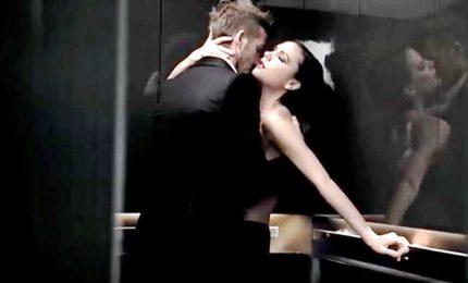 San Valentino, le più belle scene d'amore in ascensore