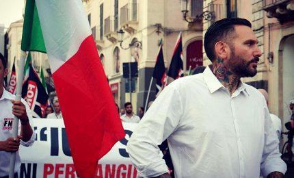 Aggredito esponente FN a Palermo, indagini in corso