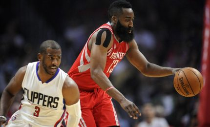 Houston e Toronto a segno, i Clippers sperano