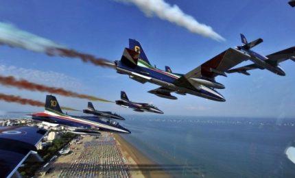 L'Aeronautica Militare italiana celebra 95 anni di vita