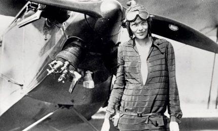 Identificati i resti di Amelia Earhart, la leggendaria aviatrice statunitense