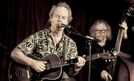 Chris Jagger, il fratello di Mick in tour in Italia