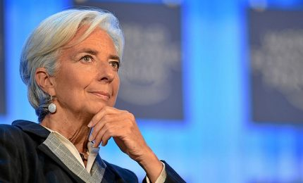 "Lagarde, serve ""fondo europeo anticrisi"""