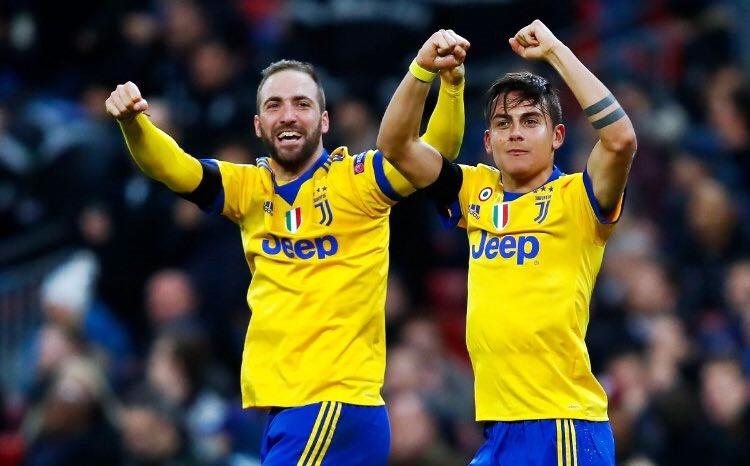 Juve supera 2-1 il Tottenham a Wembley, è ai quarti