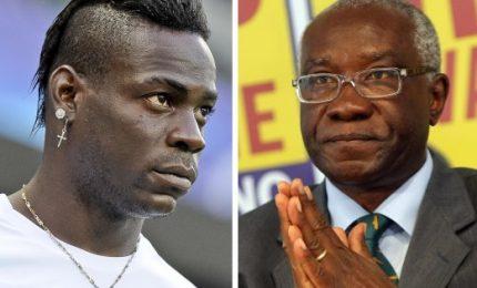 Balotelli attacca senatore Iwobi: forse non gli hanno detto che è nero