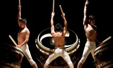 """Il suono dei tamburi giapponesi protagonisti con lo show """"Kodo"""""""
