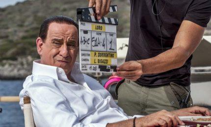 """Le prime immagini di """"Loro"""", il film di Sorrentino su Berlusconi"""
