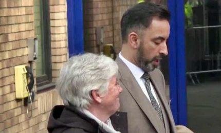 Scozia, ex ministra si consegna a polizia