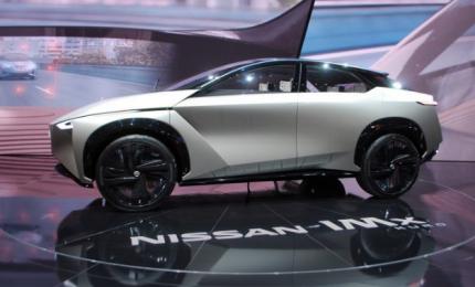 Nissan a Ginevra con nuova Leaf e prototipo B2V IMx Kuro