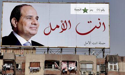 Presidenziali in Egitto, secondo giorno di voto scarsa affluenza