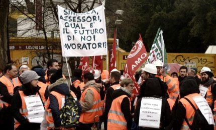 Roma, Pd: a rischio 160 lavoratori di Roma Metropolitane