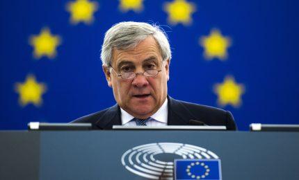 Tajani, mi candido per secondo mandato al Parlamento europeo