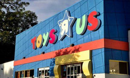 Toys 'R' Us chiude 700 negozi Usa