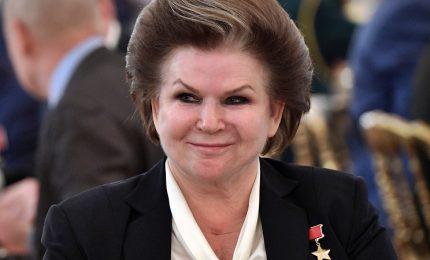 L'eroe della Russia, Tereshkova compie 81 anni. Prima donna cosmonauta della storia