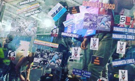 Caso adesivi antisemiti, Procura chiede squalifica campo Lazio