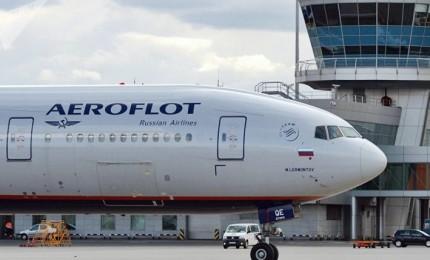 Mosca richiama anche 2 diplomatici italiani. E' giallo su aereo russo perquisito a Londra