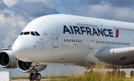 Air France riapre i voli da Catania a Parigi dopo 27 anni