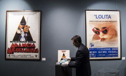 Stanley Kubrick, all'asta gli oggetti culto dei suoi film