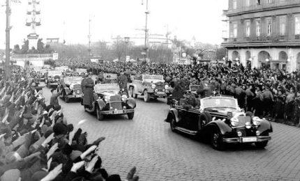 80 anni fa Hitler annetteva Austria. Vienna: noi corresponsabili