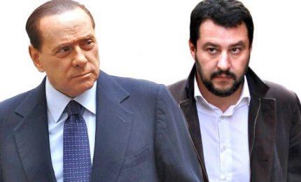 Prove d'intesa Salvini-Berlusconi, Rai ma anche Csm e nomine