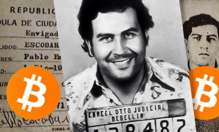 Fratello di Pablo Escobar si fa sua criptovaluta