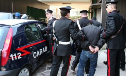 Spaccio di droga nel centro di Monza: 4 arresti e un ricercato