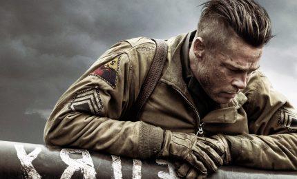 """""""Fury"""", in prima tv un film di guerra con Brad Pitt"""