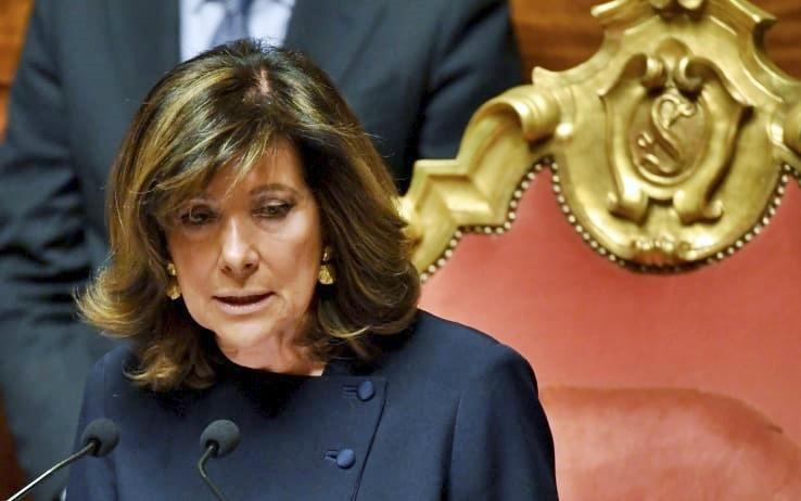 Senato: De Poli (FI) Arrigoni (Lega) e Bottici (M5s) nuovi questori