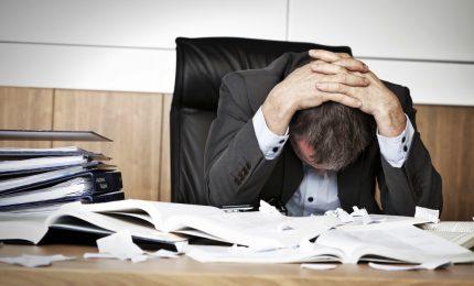 Stop trend occupazionale positivo, -31mila rapporti lavoro
