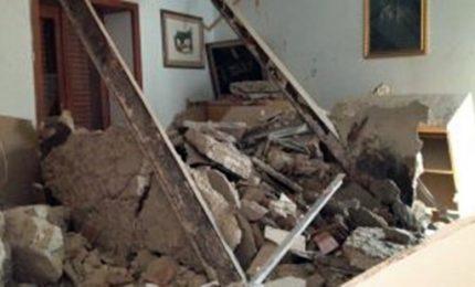 Crollo in villetta vicino a Roma, muore anziana