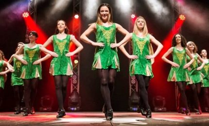 St Patrick's Day, danze irlandesi e musica celtica