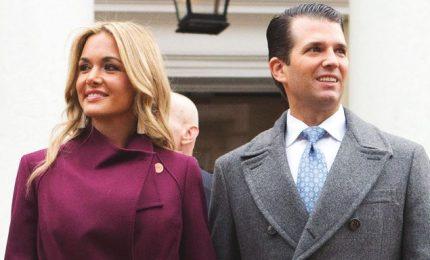 Vanessa moglie di Donald Trump Jr, chiede il divorzio
