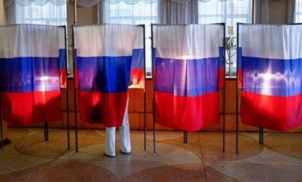 Urne aperte in Russia, al voto 100mila seggi in 11 fusi orari. Putin verso quarta presidenza