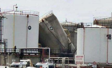 Esplode silo carburante, morti 2 dipendenti della ditta bonifiche