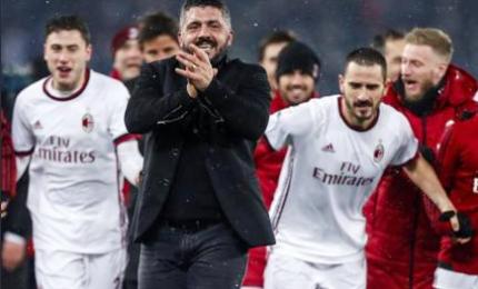 Milan in finale, Lazio beffata ai rigori