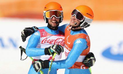 Dopo otto anni Italia d'oro alle Paralimpiadi con Bertagnolli