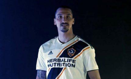 Ibrahimovic firma per il Los Angeles Galaxy, addio al Manchester