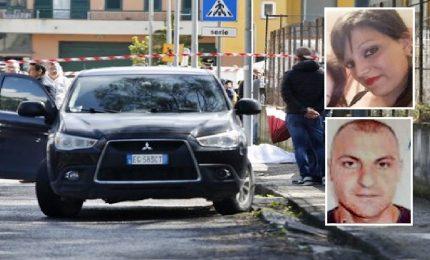 Donna uccisa davanti a scuola, ricercato il marito