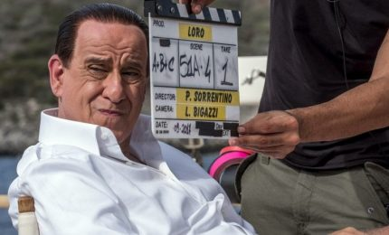 """Esce in 2 puntate """"Loro"""", il film di Sorrentino su Berlusconi"""