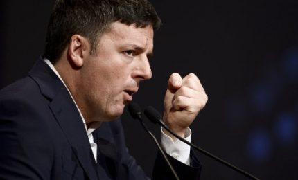 """Un progetto """"sinistro"""" in cui sperano gli ex Ds. Ma Renzi ha già detto no"""