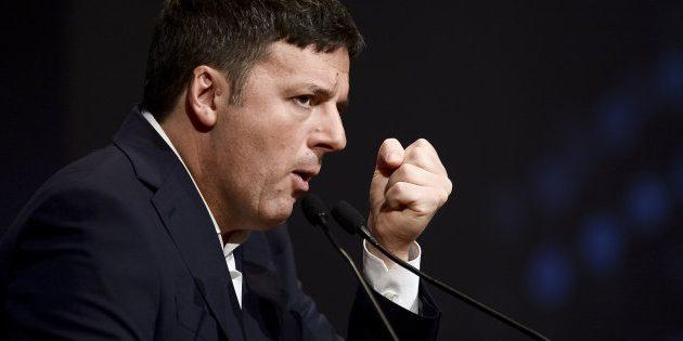 Renzi getta la maschera: insieme solo per eleggere il Capo dello Stato