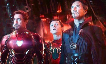 """Il trailer italiano del nuovo film """"Avengers: Infinity war"""""""